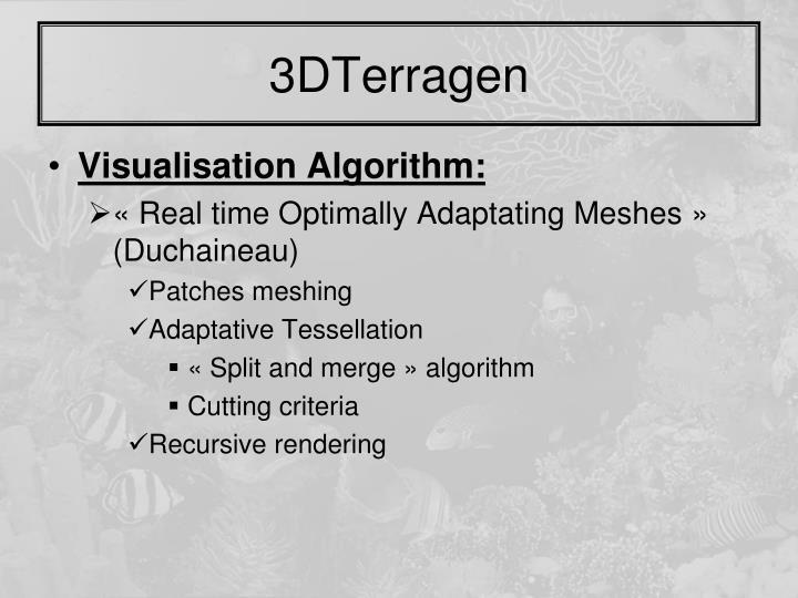 3DTerragen