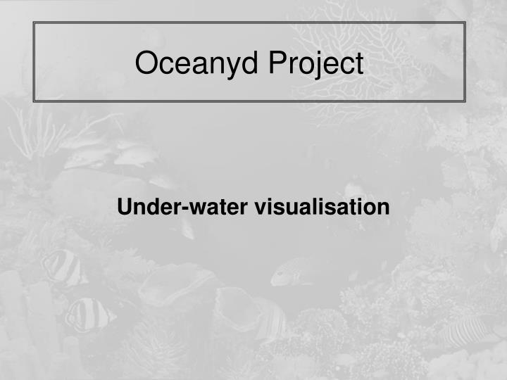 Oceanyd project