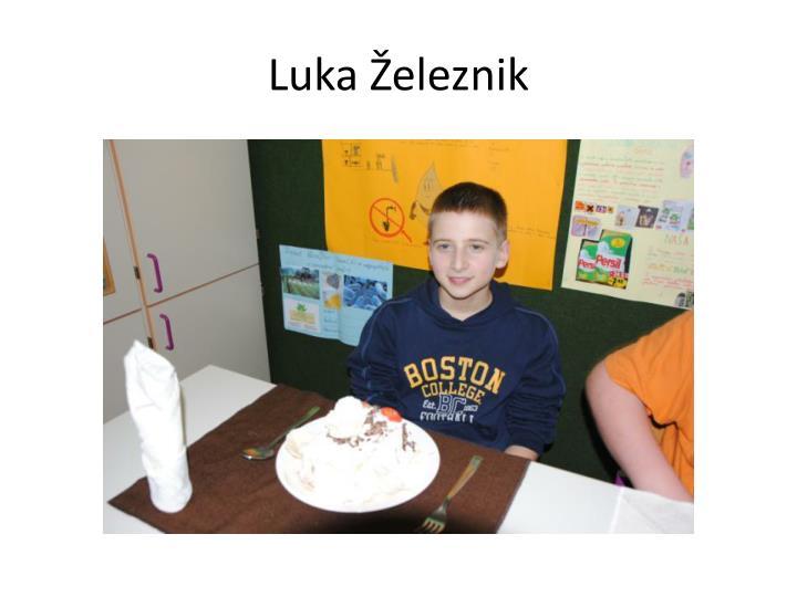 Luka Železnik