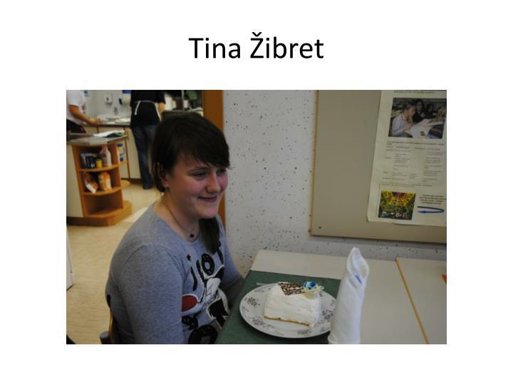 Tina Žibret