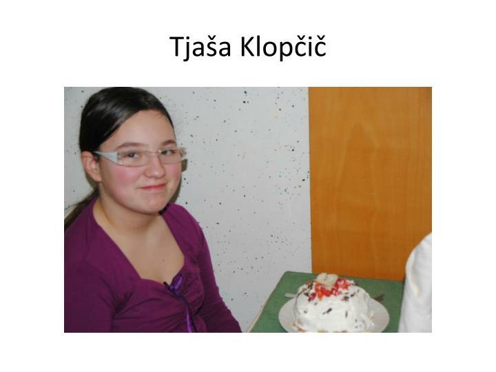 Tjaša Klopčič