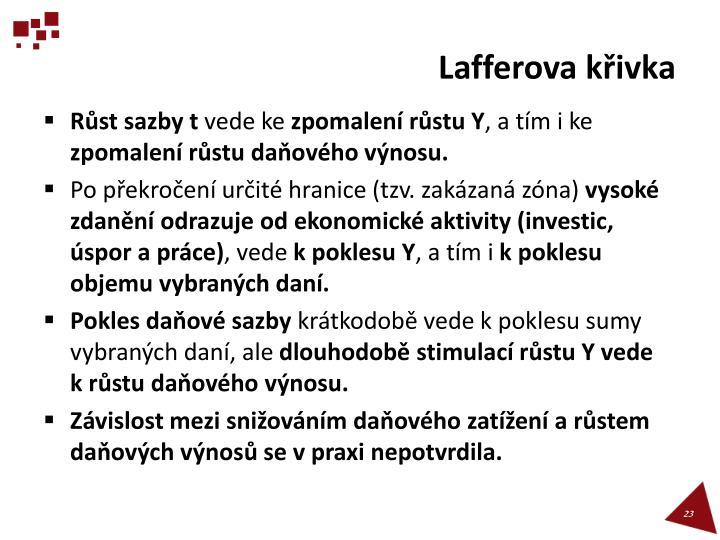 Lafferova