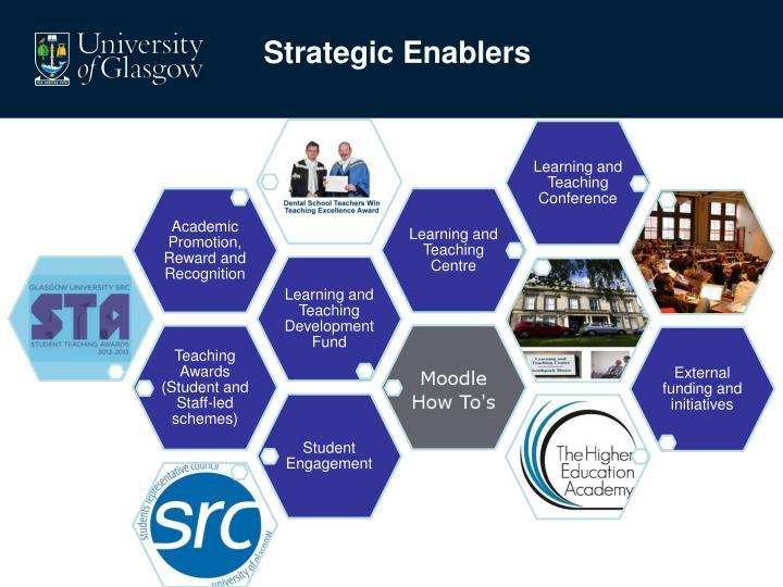 Strategic Enablers