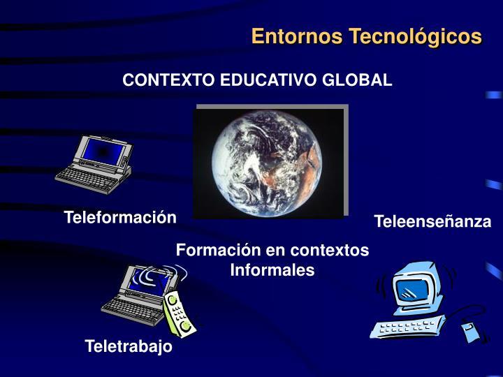Entornos Tecnológicos