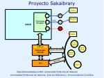 proyecto sakaibrary