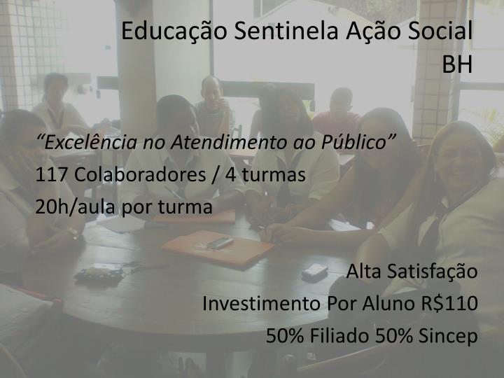 Educação Sentinela Ação Social