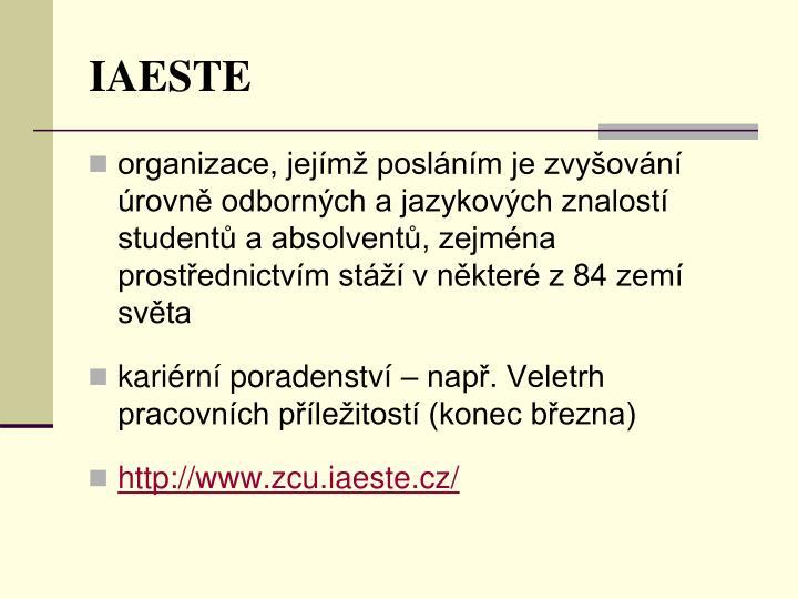 IAESTE