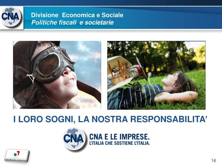 Divisione  Economica e Sociale
