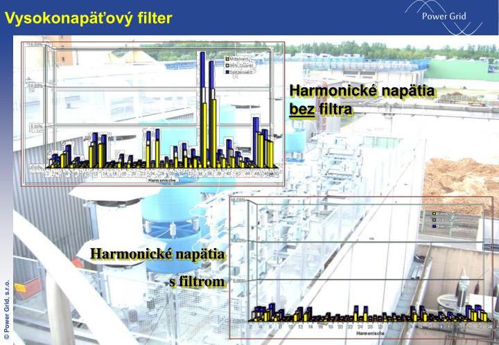 Vysokonapäťový filter