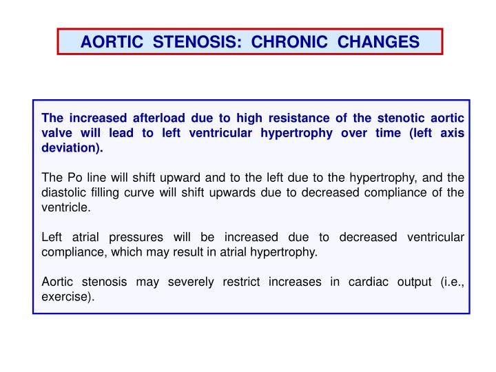 AORTIC  STENOSIS: