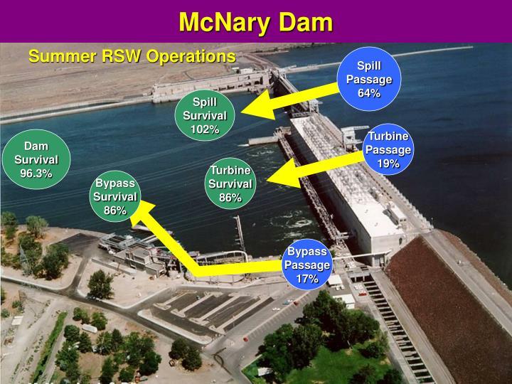 McNary Dam