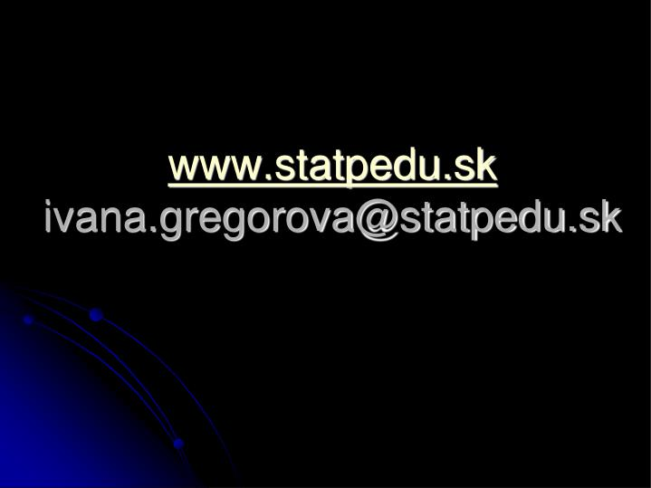 www.statpedu.sk