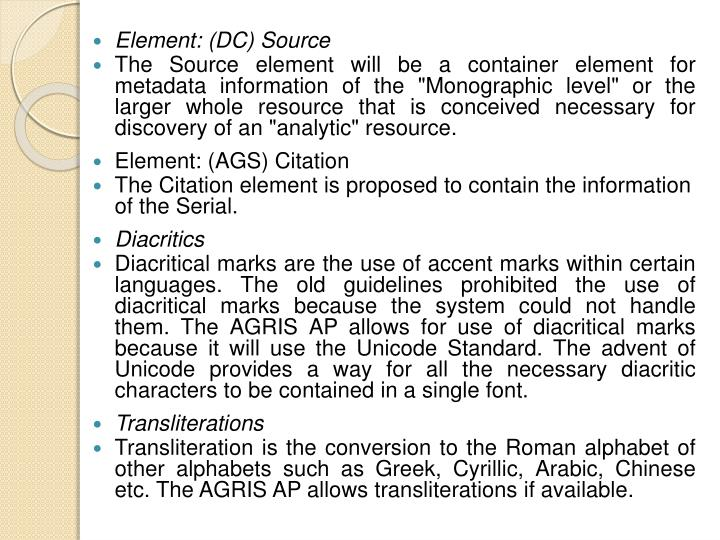 Element: (DC) Source
