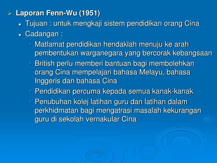 Laporan Fenn-Wu (1951)