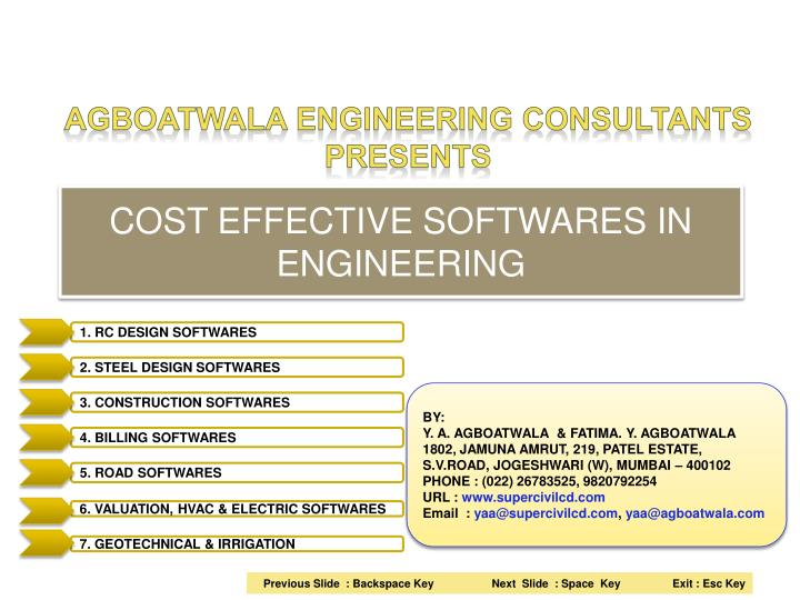 AGBOATWALA ENGINEERING CONSULTANTS
