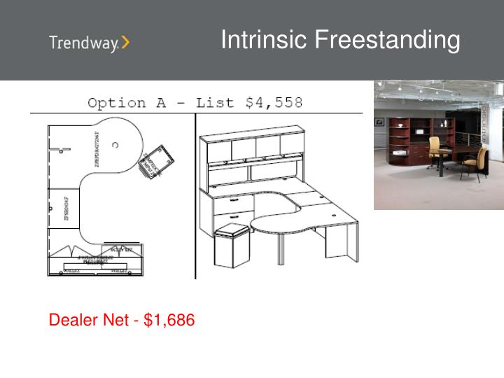 Intrinsic Freestanding