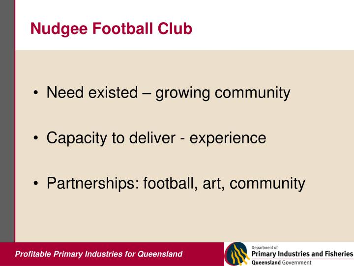 Nudgee Football Club