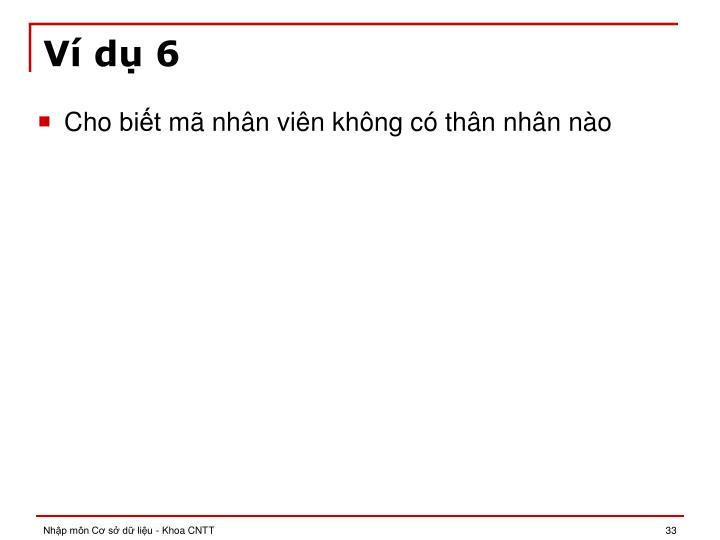 Ví dụ 6