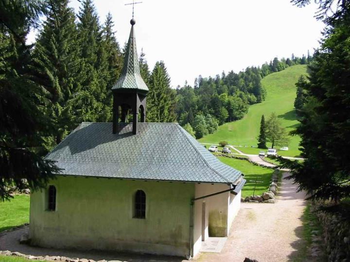 L'Ermitage du Frère Joseph