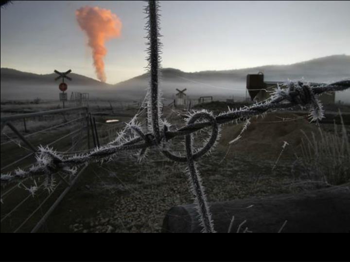 - 9 Celsius, près d'une centrale au charbon, en Australie