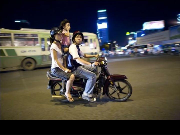Sortie en famille au Vietnam