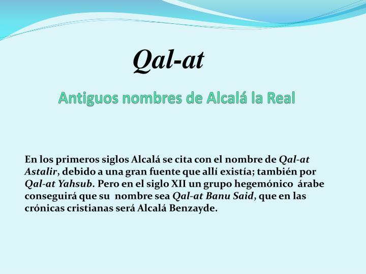 Qal-at