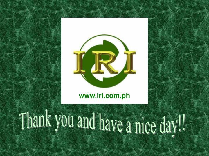 www.iri.com.ph