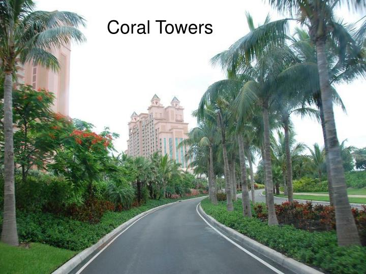 Coral Towers