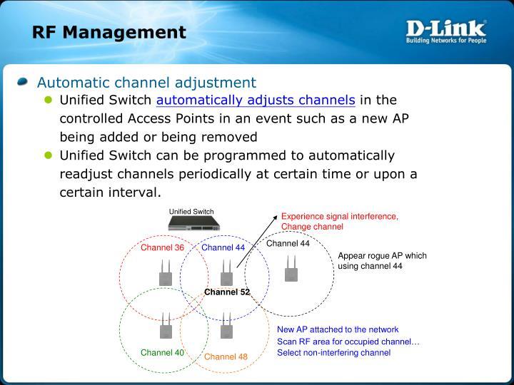 RF Management