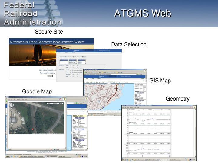 ATGMS Web