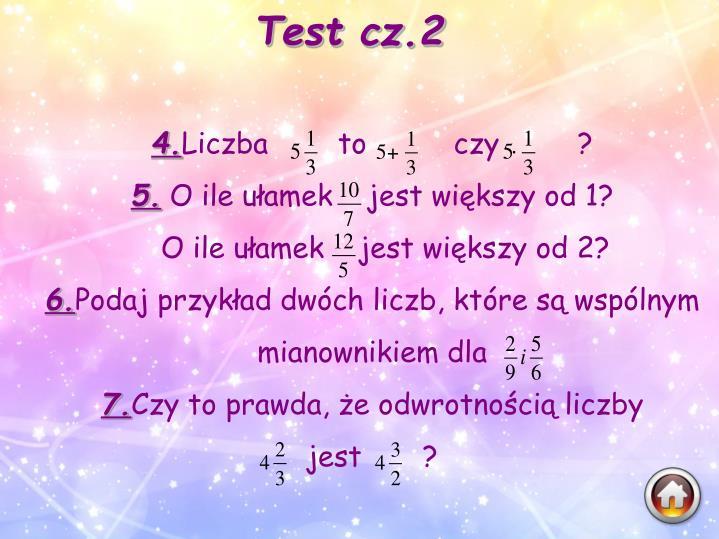Test cz.2