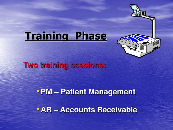 Training  Phase