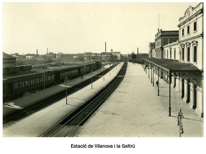 Estació de Vilanova i la Geltrú
