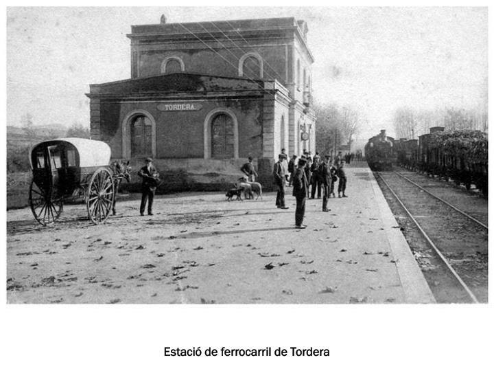 Estació de ferrocarril de Tordera