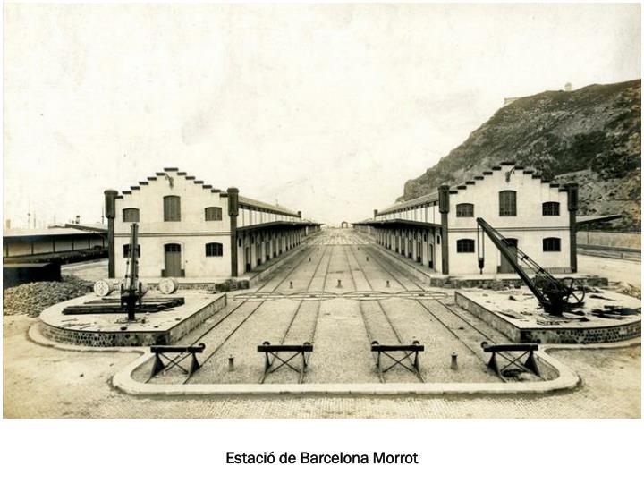Estació de Barcelona Morrot