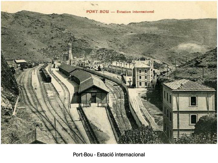 Port-Bou - Estació internacional