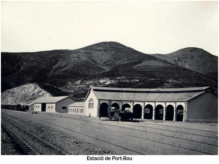 Estació de Port-Bou