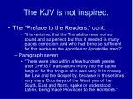 the kjv is not inspired3