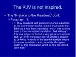 the kjv is not inspired4