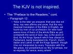 the kjv is not inspired5