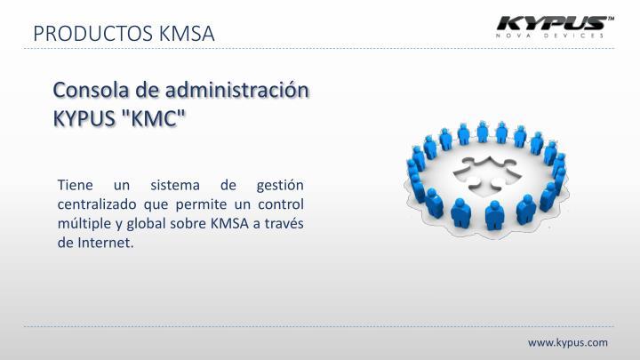 PRODUCTOS KMSA