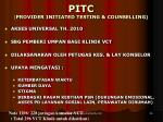 pitc provider initiated testing counselling2