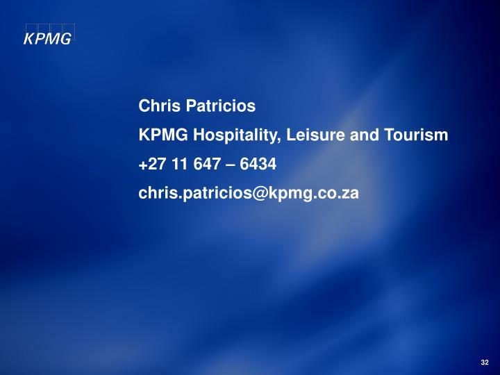 Chris Patricios