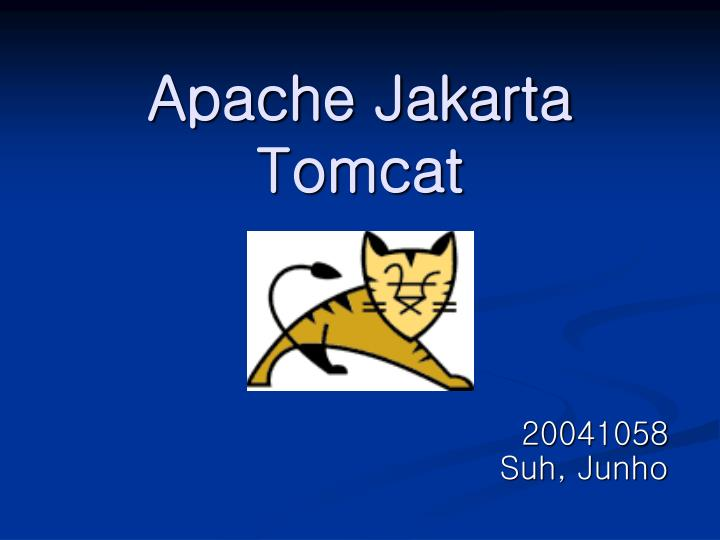 Composite structure example - apache tomcat 7 web server