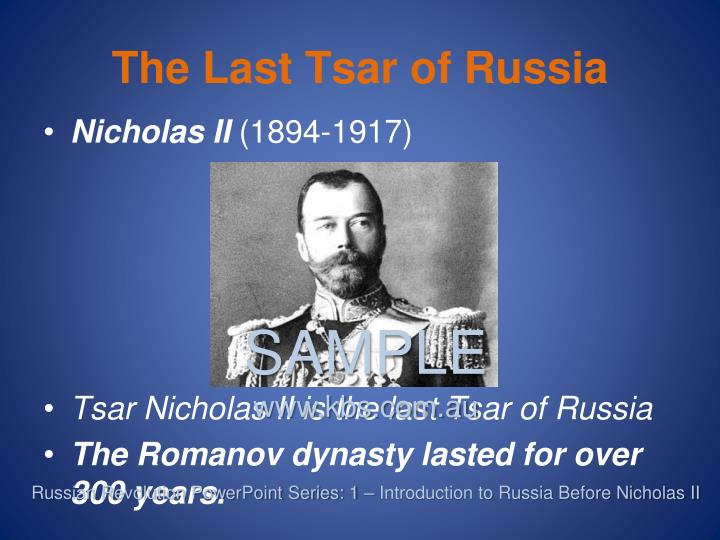 the impact of the czar nicholas ii and the collapse of the old regime 1998-7-17  nicholas ii or nikolai ii one of the foremost great powers of the world to economic and military collapse portrayed nicholas as a weak and.