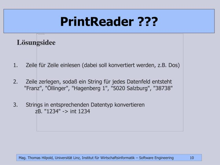 PrintReader ???