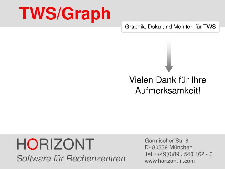 TWS/Graph