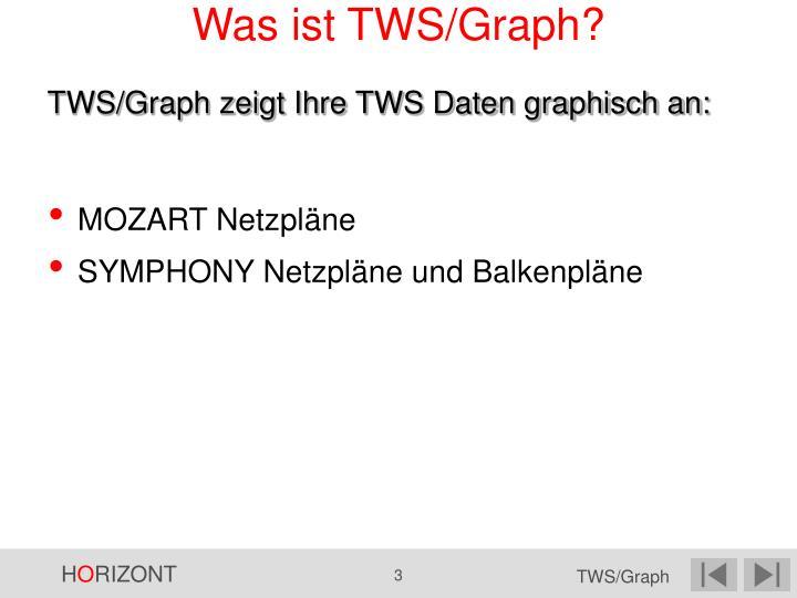 Was ist TWS/Graph?