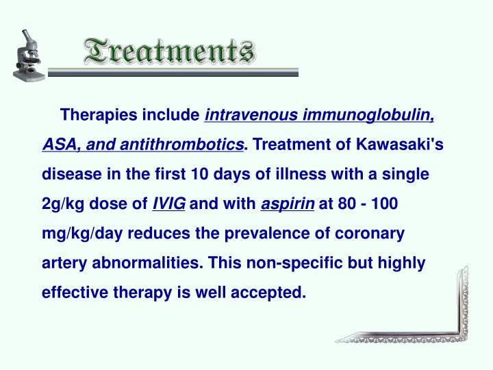 Therapies include
