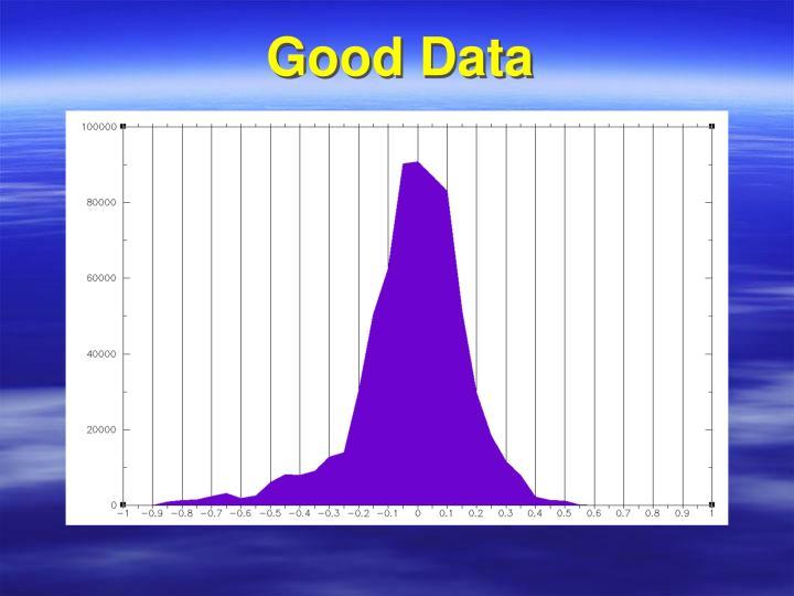 Good Data